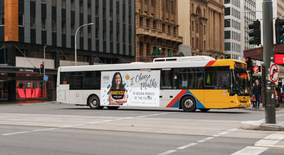 Choose Maths Bus Melbourne